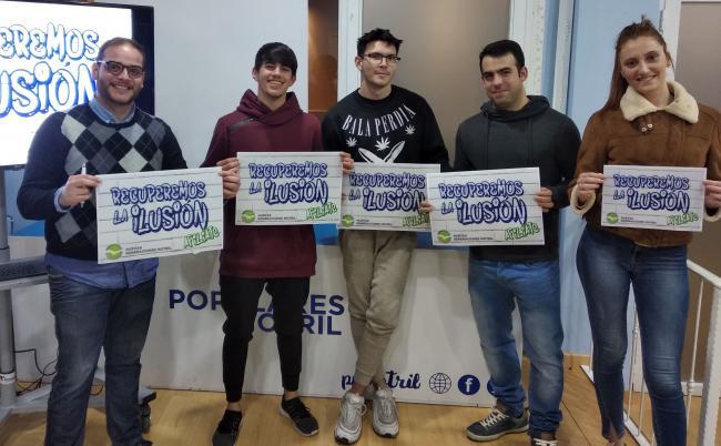 Las Nuevas Generaciones de Motril abren sus puertas a todos los jóvenes motrileños e inician una campaña de afiliación para construir y trabajar juntos en un proyecto que garantice políticas de juventud  efectivas y  adaptadas a sus necesidades.