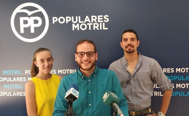 Las Nuevas Generaciones de Motril abren sus puertas a todos los jóvenes motrileños para construir y trabajar juntos en un proyecto que garantice políticas de juventud  efectivas y  adaptadas a sus necesidades.