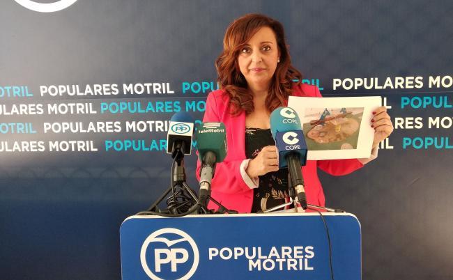 """López Cano: """"Almón es la primera alcaldesa en cumplir dos records históricos en Motril, no aprobar unos presupuestos en una legislatura y se la primera alcaldesa del partido socialista obrero español  tener dos huelgas en el mismo día"""""""