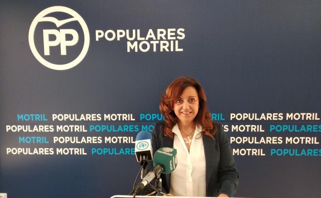 Pedimos la dimisión de Mercedes Sánchez, responsable de educación por su incompetencia más que demostrada en el Área que dirige y en consecuencia responsabilidades políticas a la Sra. Almón por mantenerla en el cargo.