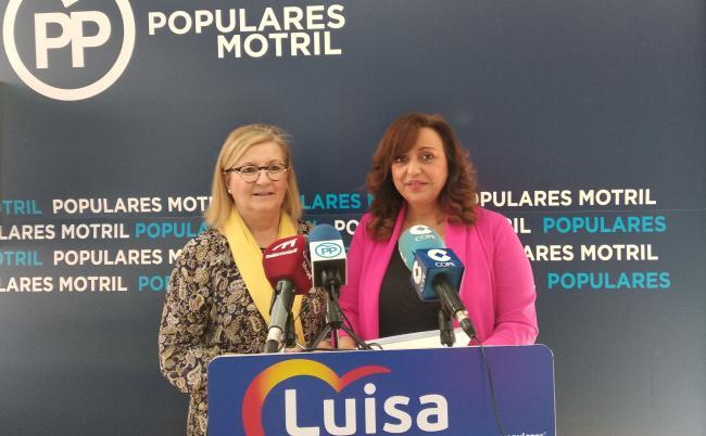 """El PP hace un balance de """"cumplimiento 0"""" del programa electoral del PSOE con Motril en su denominado """"Plan estratégico del PSOE para Motril"""" con el que concurrieron a las elecciones en 2015."""