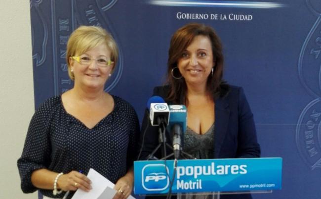 """López Cano: """"El año pasado y a propuesta del Partido Popular  se aprobó una moción para adecuar  de equipamientos y adaptar para su uso la playa de las Azucenas, un año después nada se sabe al respecto""""."""