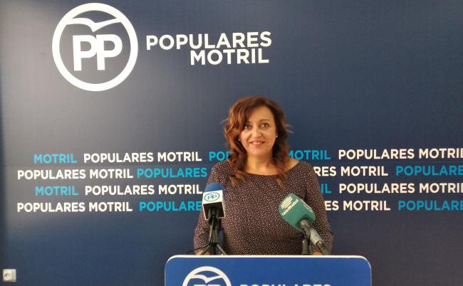 """López Cano: """"si somos gobierno en 2019 vamos a trabajar desde el minuto cero para que las Fiestas de Motril vuelvan a ser un referente, una feria atractiva y que proyecte una buena imagen de la ciudad"""""""