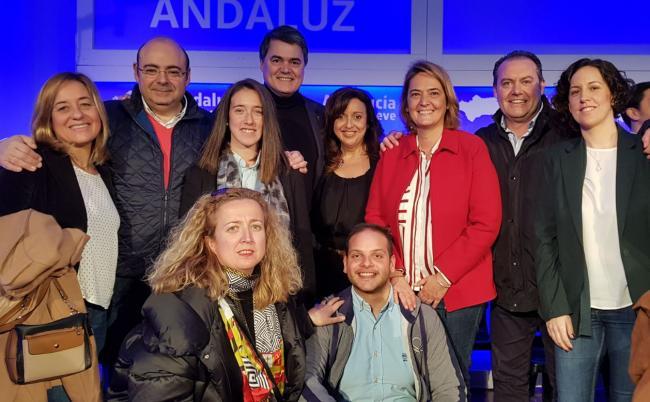 """Carlos Rojas: """"Recuperar la alcaldía de Motril es nuestra prioridad y devolver la ilusión  a la ciudad y a los motrileños va a ser nuestro principal objetivo  para seguir avanzando""""."""