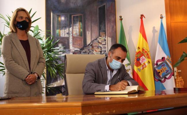 Luisa García Chamorro, alcaldesa de Motril, será propuesta como presidenta del Consejo Provincial de Alcaldes del PP de Granada.