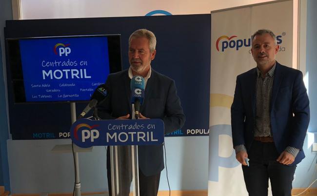 """El XIV Congreso del Partido Popular de Motril se celebrará este próximo viernes, con una llamada a la ilusión colectiva y al trabajo en equipo que destila el lema de la cita congresual: """"Centrados en Motril"""""""
