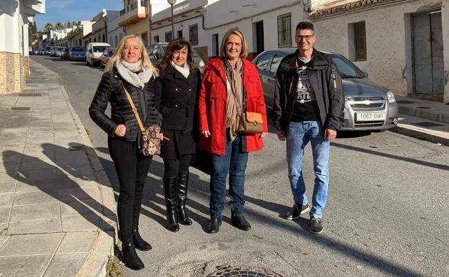 """Luisa  Mª García Chamorro: """"Motril es y será siempre mi prioridad, y me voy a dejar la piel para que a nuestra ciudad se le devuelva la ilusión, los proyectos de futuro y desarrollo que necesita y que  están paralizados desde que Almón está al frente de la alcaldía de Motril"""""""