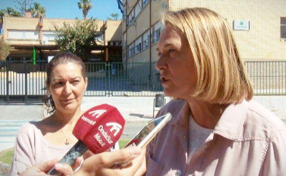 García Chamorro se ha comprometido reformar los aseos del CEIP  Francisco Mejías si a partir del 26 de mayo es la alcaldesa de todos los motrileños.