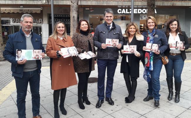 Si se aplican en Motril las medidas de creación de empleo que Juanma Moreno quiere para Andalucía cuando sea presidente de la Junta de Andalucía la tasa de paro en Motril se situaría a niveles históricos cercanos al  7,52% del 20.25% que está en la actualidad y  la cifra de desempleados bajaría de 5.570 a 2070 personas