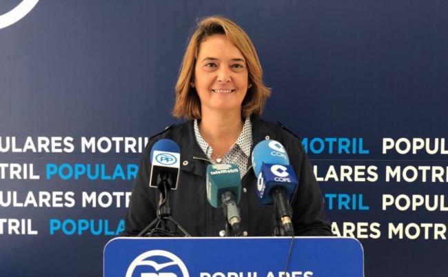 """El PP pide explicaciones al PSOE andaluz y motrileño y defiende la necesidad de """"no escatimar en temas tan serios y básicos como es la sanidad"""""""