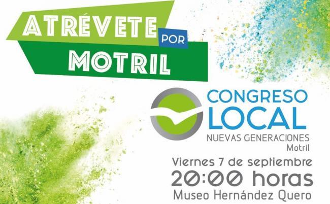 Alejandro Vilar Moreno se presenta como candidato. El próximo Congreso de la Organización Juvenil, se prevé que sea de la unidad en torno a la figura del único candidato.
