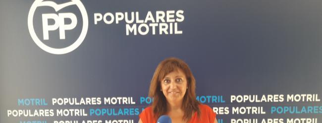 """Ángeles López:""""Defenderemos a Motril  y a los motrileños por encima de los intereses de nuestro partido, porque para nosotros Motril es lo primero y si no lo defiende el gobierno de Motril lo seguiremos haciendo nosotros"""""""