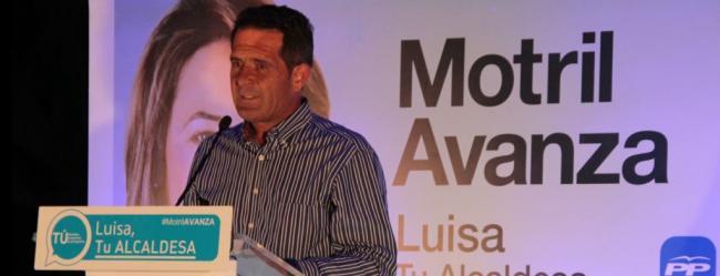 El Partido Popular de Motril y de Carchuna- Calahonda suspenden sus actos de campaña en señal de duelo por el fallecimiento de su compañero Antonio Castro.