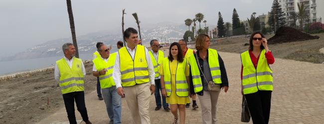 Los populares han explicado que la creación de empleo es una prioridad para el Gobierno de Mariano Rajoy, y estas actuaciones son ejemplos claros de llevar a cabo actuaciones que fomentan el desarrollo turístico y socioeconómico y la generación de puestos de trabajo en nuestra Costa.