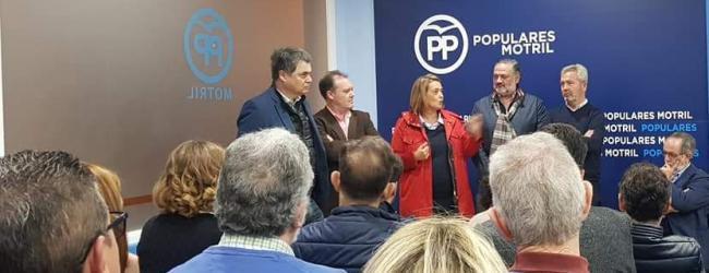 Los populares han invitado a todos los motrileños a que asistan el próximo martes 13 de noviembre a partir de las 19:30 horas al Teatro Calderón, al acto en el que contaremos con la presencia de Juanma Moreno, candidato a la Junta de Andalucía del Partido Popular y que sin lugar a dudas será un gran presidente de todos los andaluces.
