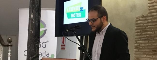 """Alejandro Vilar: """"Para nadie es una novedad que los jóvenes no contamos para este gobierno y no esperamos mucho más para lo que queda de legislatura y es que nuestros jóvenes tienen que ser reconocidos y premiados en Granada, mientras que el gobierno mira hacia otro lado en Motril""""."""