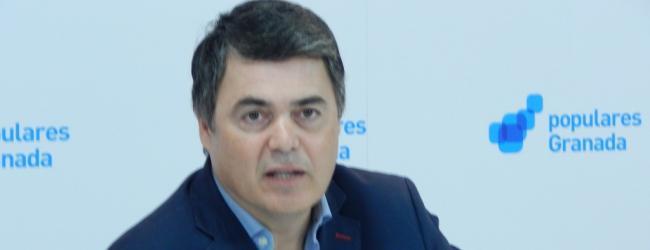 """Carlos Rojas: """"El  Puerto de Motril supone un tercio del PIB  de la Costa granadina, con un impacto económico estimado de450 millones de eurosy genera en torno a 2.500 empleos entre directos e indirectos""""."""
