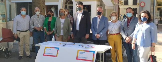 La alcaldesa de Motril, Luisa María García Chamorro, exigió al Gobierno de Sánchez que proceda de una vez a la construcción de los Espigones en las playas granadinas y de las conducciones de la presa de Rules.