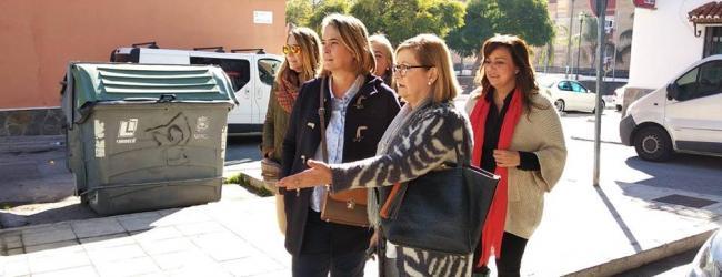 Durante esta semana han visitado la zona norte de Motril y con sus vecinos,  conociendo sus necesidades, demandas y reuniéndose con diferentes colectivos