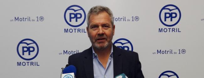 """García Fuentes: """"El procedimiento ha sido el mismo que se ha repetido en los últimos 35 años, incluso por concejales de IU"""" ."""