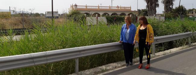 La iniciativa de los populares solicita la limpieza de  las Ramblas, tanto en el municipio motrileño como en sus anejos,  tales como las ramblas del Rejón y de los Callejones de Carchuna, la de Villanueva en Torrenueva y las ramblas de las Brujas y de los Álamos y Puntalón en Motril.