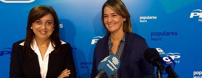 """García Chamorro: """"La puesta en marcha del  Polígono Industrial del Puerto supondría un gran revulsivo para economía de Motril y la comarca y generaría miles de puestos de trabajo, poner en marcha esta infraestructura es prioritario para el desarrollo de la Costa"""""""