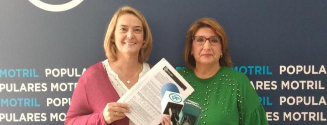 Los populares piden al pleno de Motril la firma del acuerdo para que la ELA de Carchuna –Calahonda  recaude sus impuestos a través de Diputación, tal y como se acordó por unanimidad en pleno el 23 de marzo.