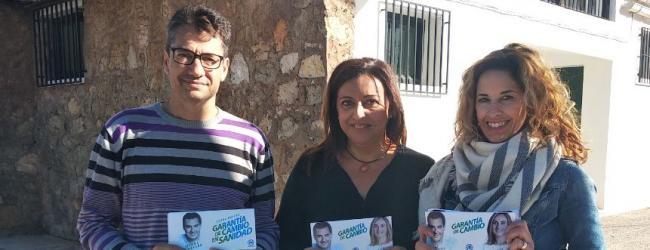 """López Cano: """"Juanma Moreno asume un compromiso claro en su programa  de gobierno para Andalucía, y eliminará el impuesto de sucesiones  y donaciones en el primer Consejo de Gobierno si es presidente de todos los andaluces el próximo 2 de diciembre. Va a llevar a cabo una articulación real y efectiva de beneficios fiscales  en el IRPF para familias, para conciliación, para personas con discapacidad, jóvenes y favorecer así inversiones para crear empleo en Andalucía, #VotaGarantiaDeCambio"""""""