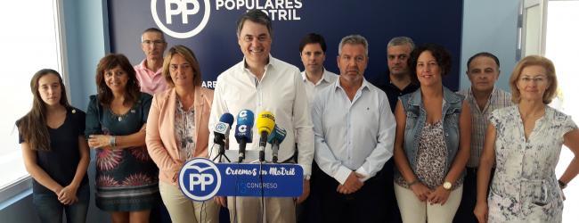 Tras haber reunido los avales suficientes cuya presentación de candidaturas a la presidencia local del Partido Popular en Motril finalizó el pasado día 28 de junio, Carlos Rojas es el único candidato a presidir el Partido Popular en Motril.
