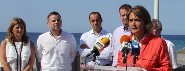 La portavoz del Grupo Municipal Popular ha manifestado que espera que la Junta de Andalucía abone de una vez por todas las comprometidas ayudas turísticas a la Costa de Granada y que el anuncio de su abono no se trata de otro brindis al sol.