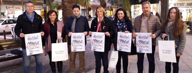 """García Chamorro: """"Tenemos que sentirnos muy orgullosos del potencial que tenemos en Motril a través del comercio local"""". El comercio motrileño es todo un referente de la provincia siendo reconocido a nivel andaluz por su calidad y amplia variedad."""
